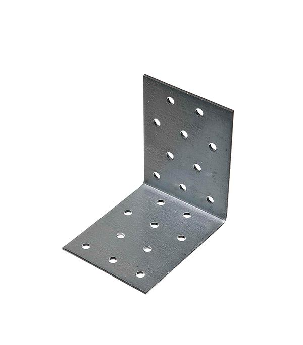 Уголок соединительный оцинкованный 80х80х60х2 мм