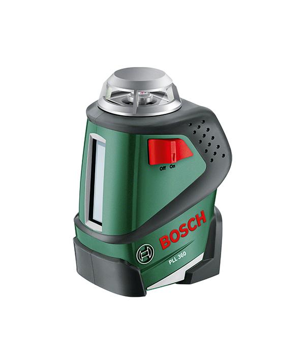 Уровень (нивелир) лазерный  PLL 360 Set – штатив, 20 м Bosch
