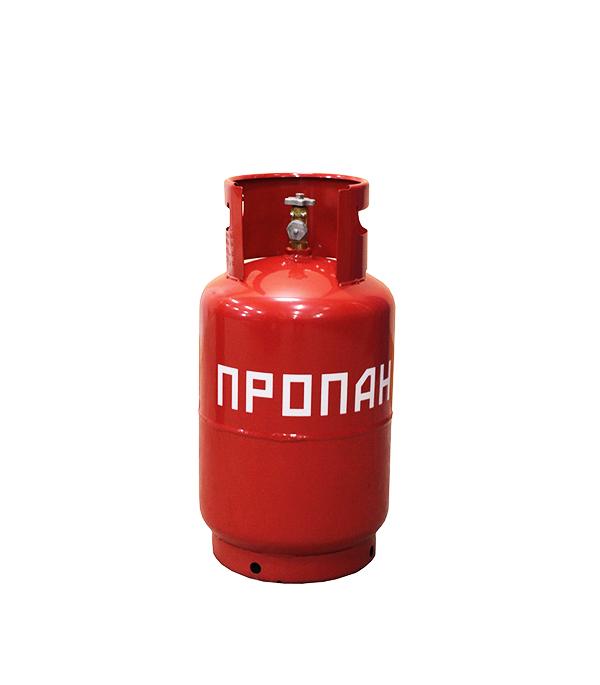 Баллон газовый пропановый 27 л