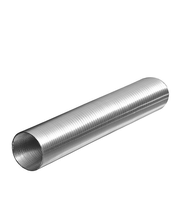 Воздуховод гибкий алюминиевый гофрированный d100 мм х 3 м Эра