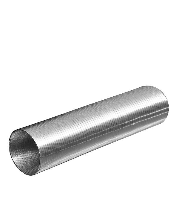 Воздуховод гибкий алюминиевый гофрированный d120 мм х 3 м Эра