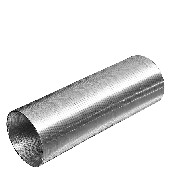 Воздуховод гибкий алюминиевый гофрированный d150 мм х 3 м Эра