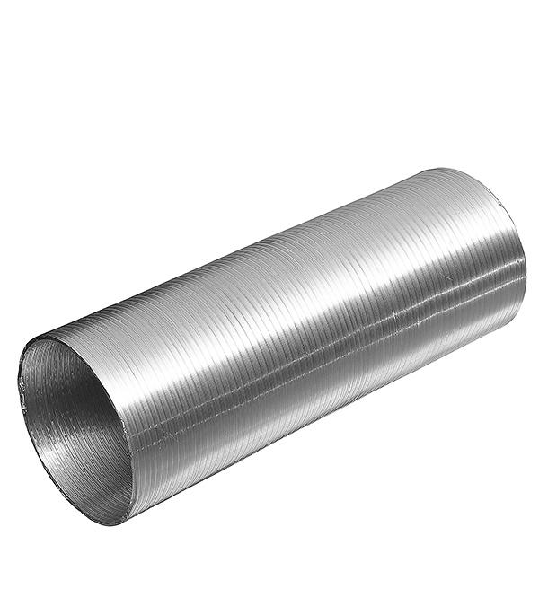 Воздуховод гибкий алюминиевый гофрированный d160 мм х 3 м Эра