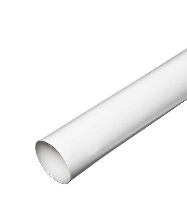 Воздуховод круглый пластиковый  d100х500 мм