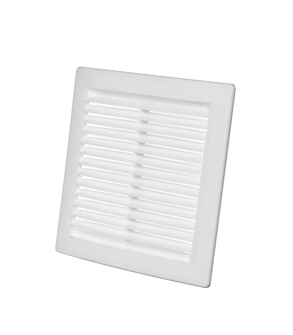 Решетка вентиляционная пластиковая  150х150 мм Эра