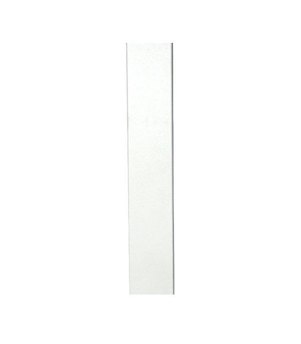 Наличник МДФ белый 58х10х2150 RAL 9003  цена и фото