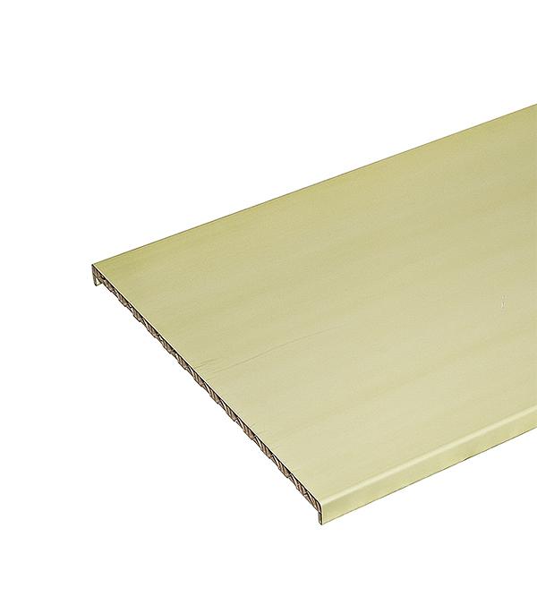 Подоконник пластиковый белый 700х2000 мм Стандарт