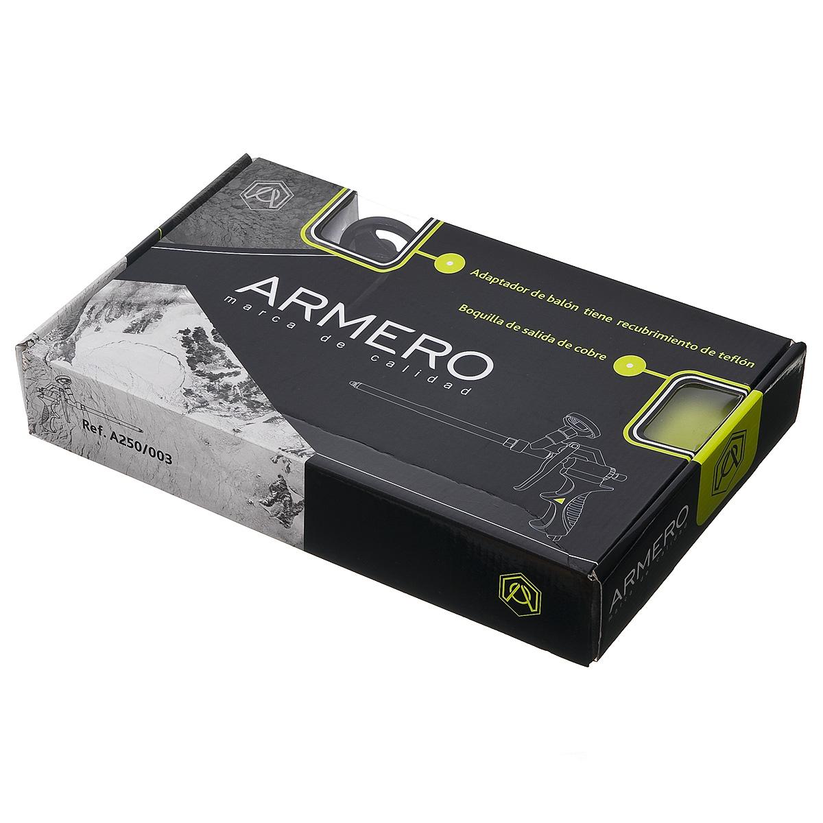 Пистолет для монтажной пены Armero  Профи