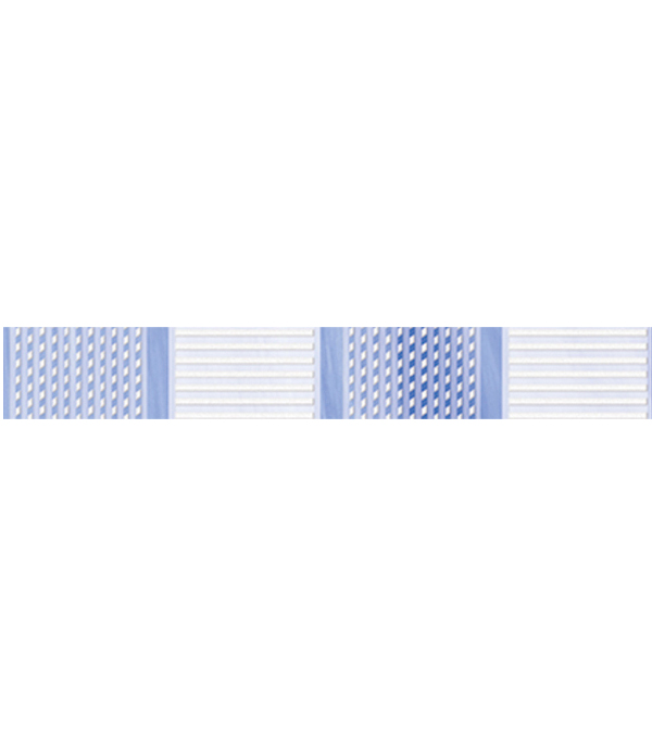 Плитка бордюр Агата C 250х35 мм голубой плитка вкз лаура зеленая в спб