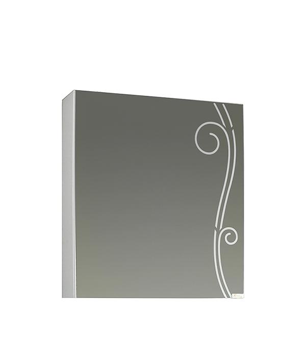 Шкаф зеркальный Фламенко 550 мм