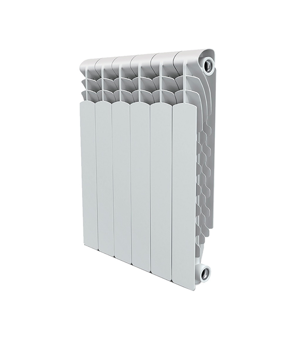 Алюминиевый радиатор Royal Thermo Revolution 500 1 6 секций алюминиевый радиатор royal thermo revolution 500 4 секции