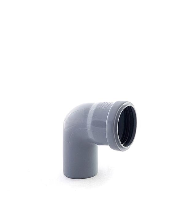 Отвод внутренний  50 мм, 87° однораструбный