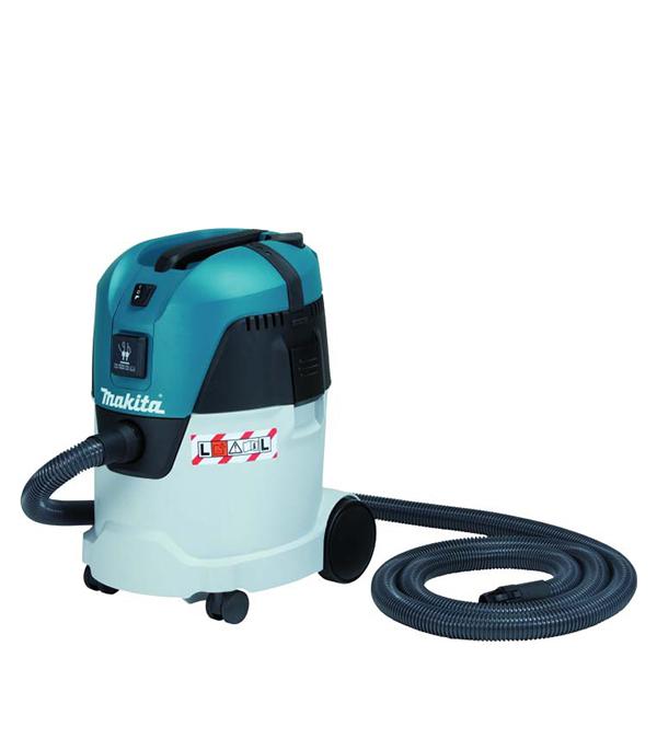 Промышленный пылесос Makita VC2512L пылесборник для сухой уборки тайфун та 2515 e