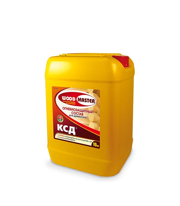 Антисептик Woodmaster КСД огнебиозащита II группа 10 кг