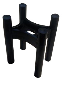 Фиксатор для арматуры горизонтальный СУ  5-28 мм/25, 50 мм (500 шт.)