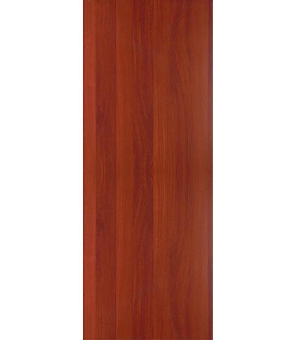 Дверное полотно ламинированное гладкое глухое Итальянский орех 800х2000 мм, без притвора, без фрез
