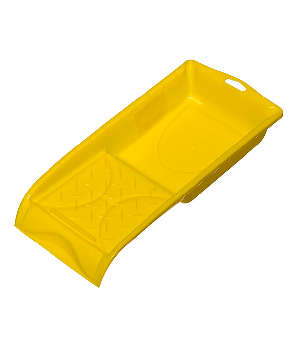 Ванночка для краски 160х330 мм для валиков до 100 мм ванночка малярная зубр стандарт для валиков до 270 мм 330х350мм