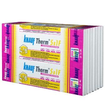Пенополистирол  (пенопласт) 1000х600х50мм KNAUF Therm 5 в 1 (F)