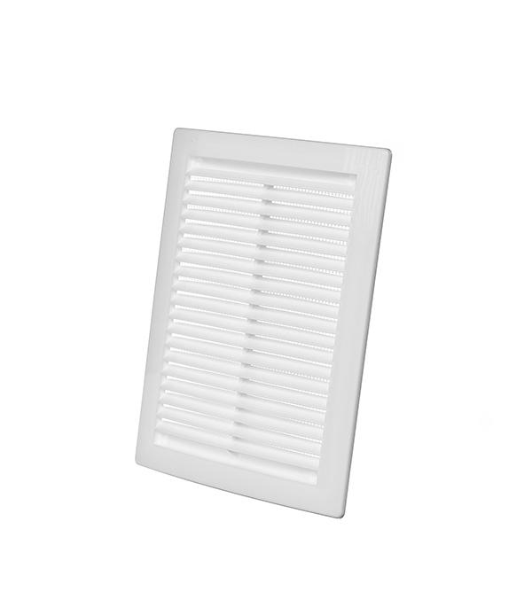 Решетка вентиляционная пластиковая  150х200 мм Эра