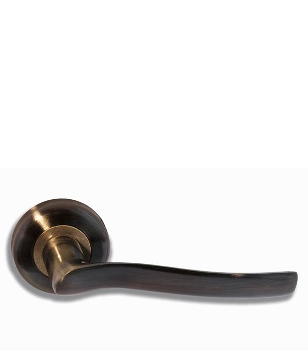 Ручки дверные Leicht (бронза) GT-31 AB