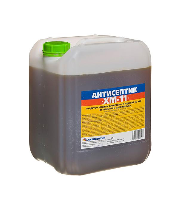Антисептик ХМ-11 биозащита 10 л