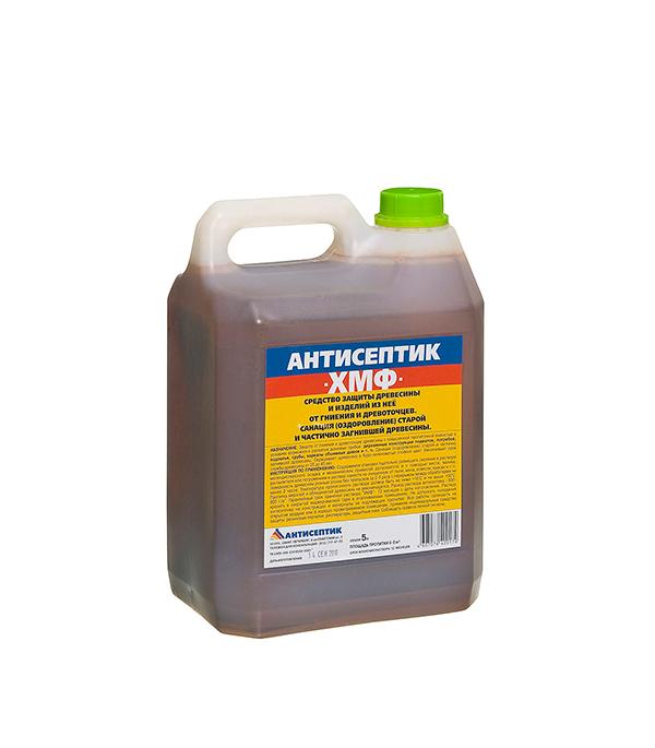 Антисептик ХМФ биозащита  5 л