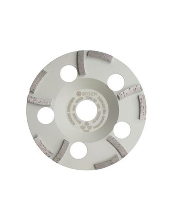 Чашка алмазная для бетона Bosch 125х22 мм Г–образный сегмент bosch 125х22 2мм 2 608 602 192