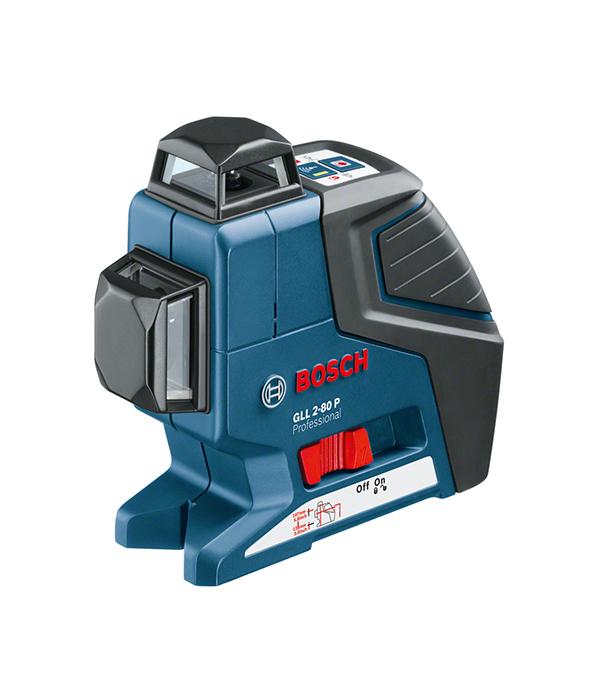 Уровень (нивелир) лазерный GLL 2-80, BS150 - штатив, 80 м Bosch