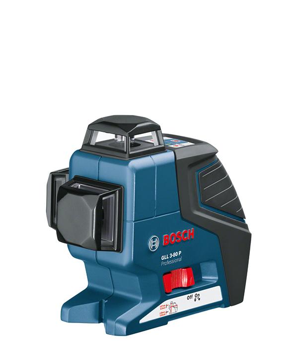 Уровень (нивелир) лазерный GLL 3-80, BS 150, 80 м Bosch