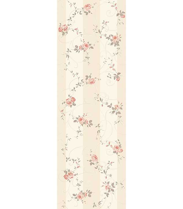 Плитка облицовочная 250х750х9 мм Дейра Цветы (6 шт = 1,13 кв.м)