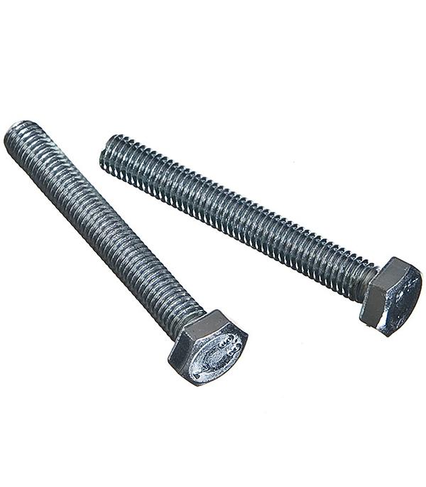 Болты оцинкованные М8х60 мм DIN 933 (2 шт) болты оцинкованные м20х80 мм din 933 5 шт
