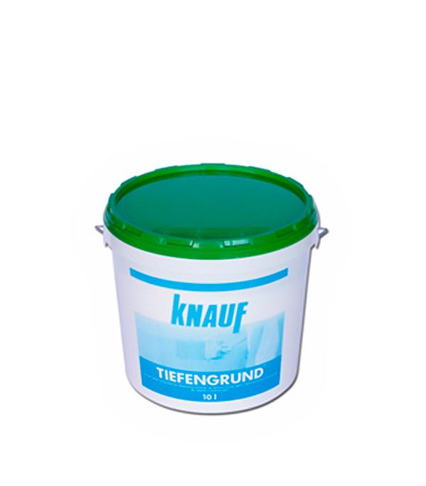 Грунт проникающий Тифенгрунд Кнауф 10 кг