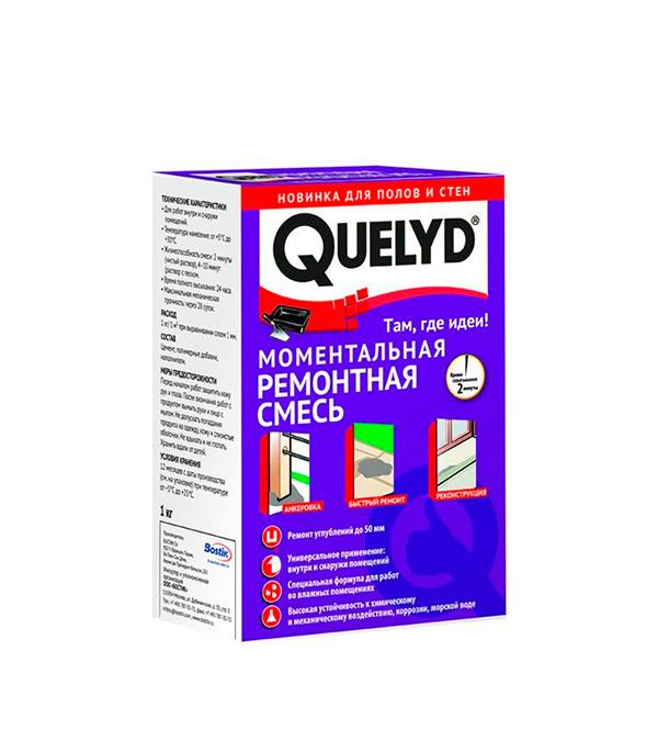 Моментальная ремонтная смесь Quelyd, 1 кг