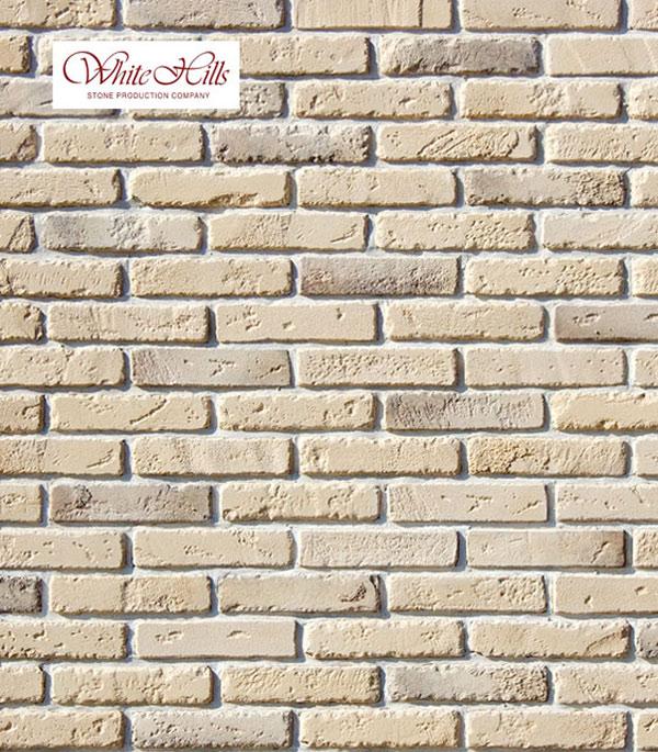 Искусственный камень Monte Alba Йорк Брик бежевый (84 шт=0.96 кв.м) искусственный камень для внутренней отделки стен купить в москве свиблово