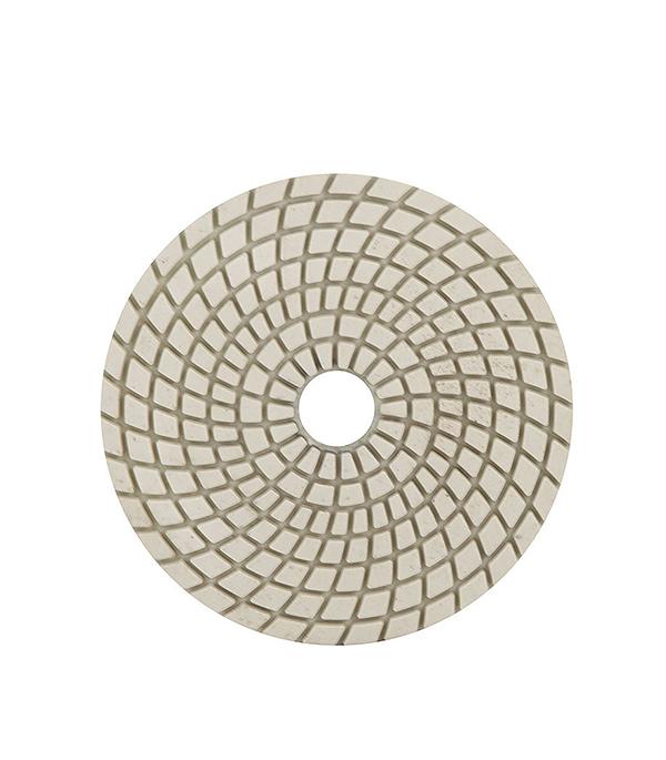 Круг алмазный шлифовальный, гибкий (АГШК) P3000 d=100 мм