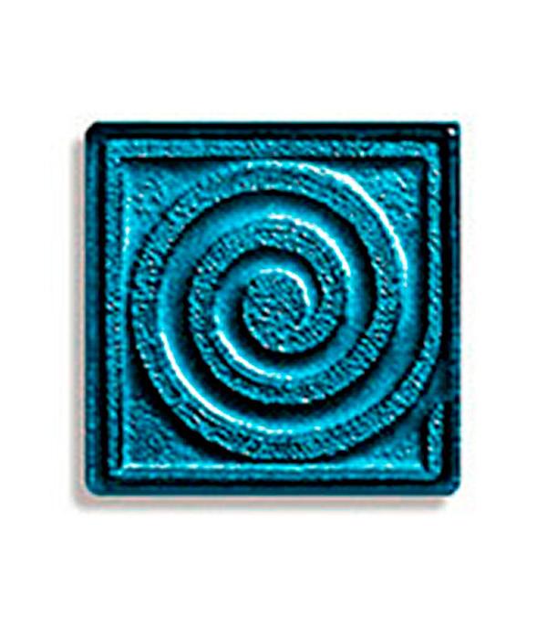 Керамогранит декор 60х60х11,5 мм Мадрид аквамарин/Керамика Будущего