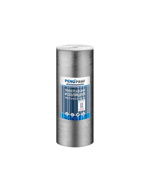 Теплоизоляция НПЭ ЛП тип А  8 мм (1,2x15 м) универсальная Порилекс