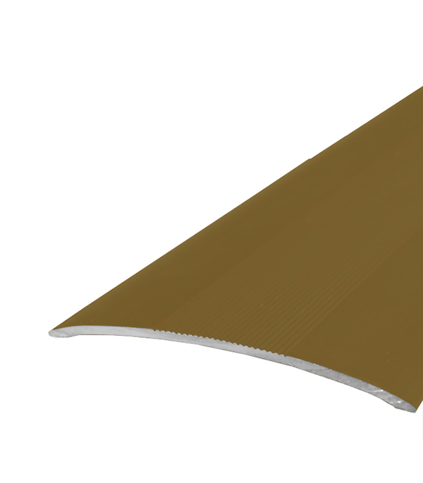 Порогстыкоперекрывающий60х1800ммЗолото