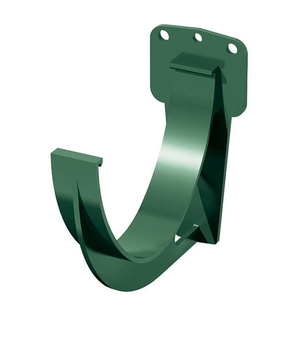 Кронштейн желоба пластиковый зеленый Технониколь