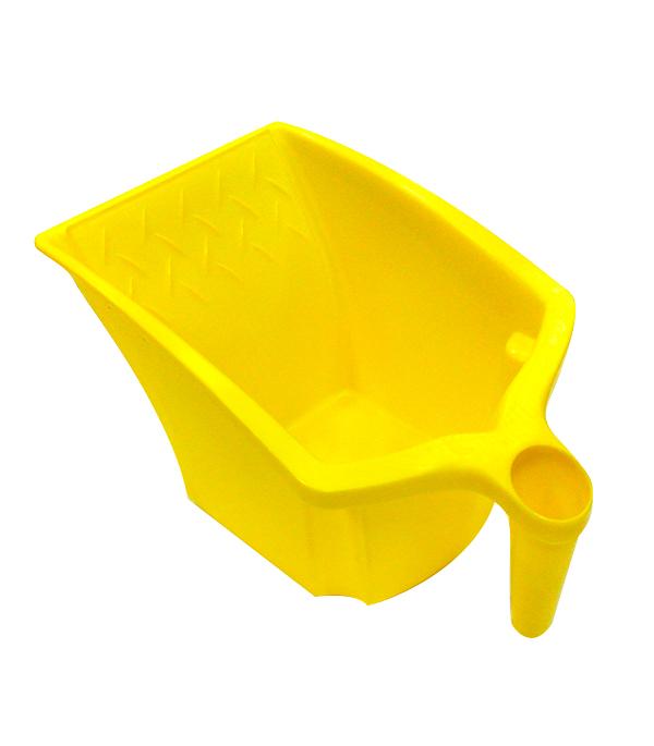 Ванночка для краски 170х280 мм универсальная  для валиков и кистей до 100 мм ванночка малярная зубр стандарт для валиков до 270 мм 330х350мм