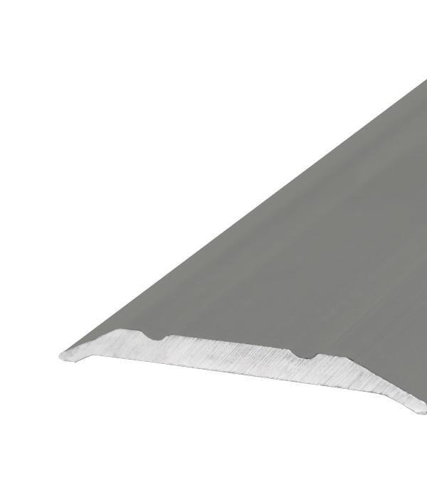 Порог стыкоперекрывающий 25х1800 мм Серебро россия шк в ярославле 25 5
