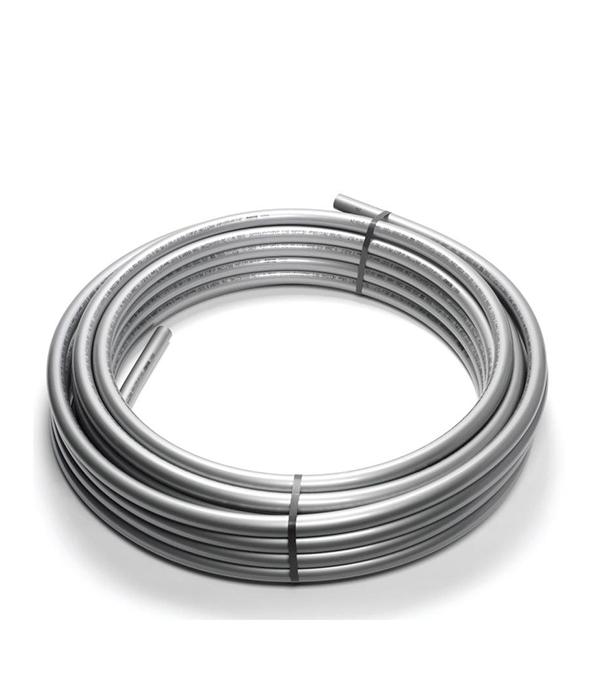 Труба металлополимерная Rehau Rautitan Stabil 25х3.7 мм бухта 50 м rehau rautitan stabil комплект резьбозажимных соединений 20х2 9хg3 4