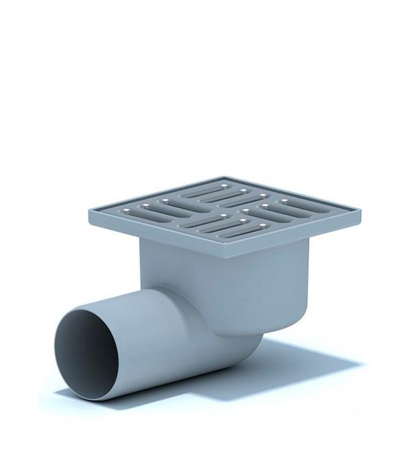 Трап горизонтальный решетка сталь 100x100 50 мм н/регулируемый TA 5102