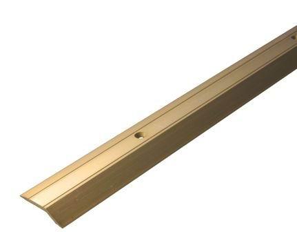 Порог С1 разноуровневый 32х900 мм перепад до 3,2 мм бронза