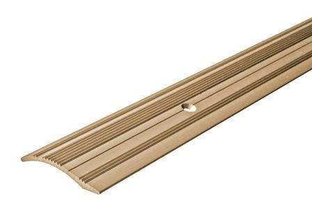 Порог С4 разноуровневый 39,4х1800 мм перепад до 10 мм бронза
