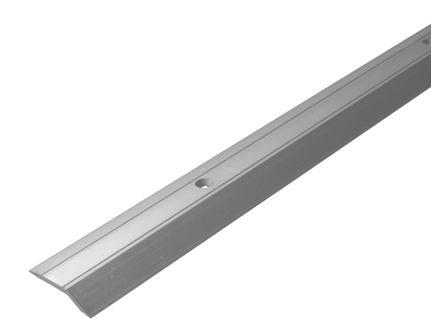 Порог С1 разноуровневый 32х1800 мм перепад до 3,2 мм серебро