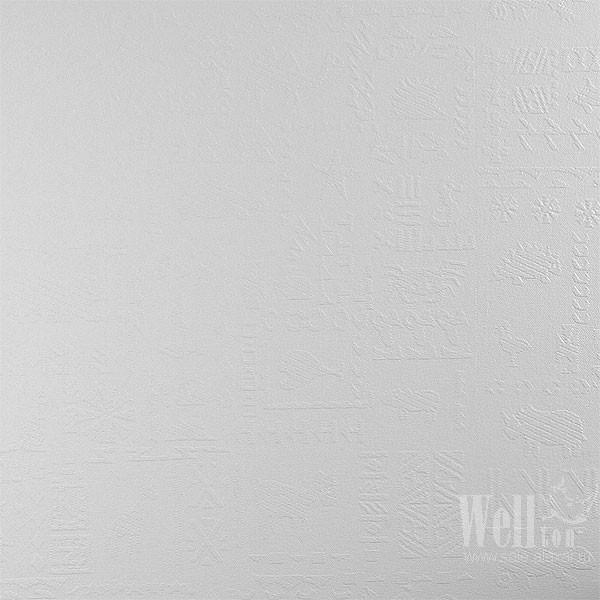 Стеклообои Этника 1х12,5 м Wellton Dеcor