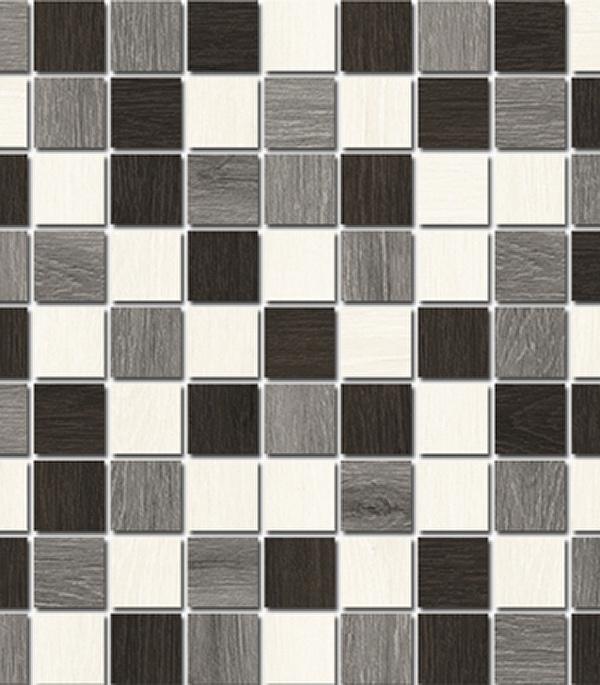 Плитка декор 300x300х8,5 мм Иллюжн мозаика
