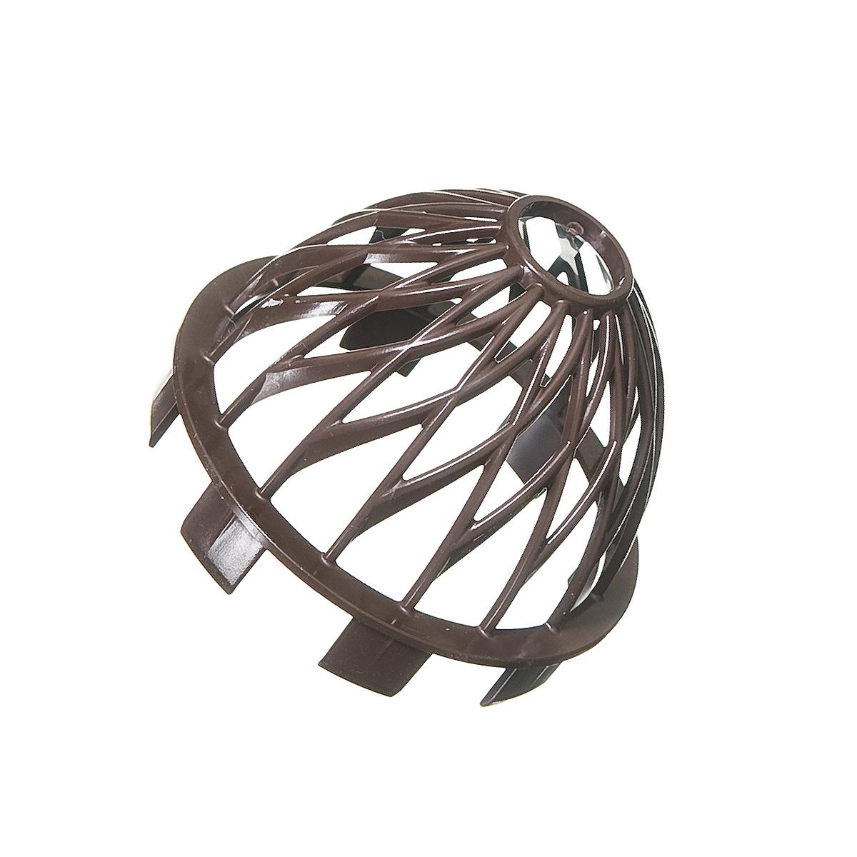 Решетка воронки защитная коричневая (кофе)VINYL-ON