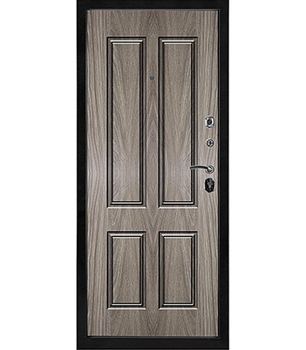Дверь металлическая VALBERG Престиж BMD Армада 980х2066 мм правая дверь металлическая bmd портэ 880х2050 мм правая